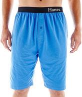 Hanes 2-pk. Jersey Pajama Shorts-Big & Tall