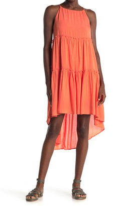 Abound High Low Tiered Sleeveless Dress