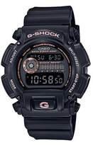 G-Shock DW9052 Rose Gold Black