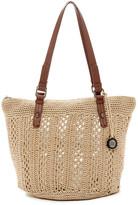 The Sak Emma Woven Shoulder Bag