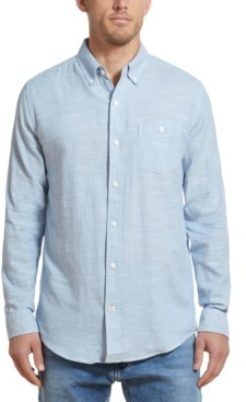 Weatherproof Vintage Men's Slub Shirt