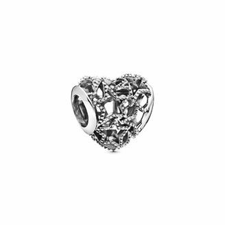 Pandora Women Sterling silver Earrings - 798462C00