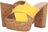 Massimo Matteo - Cork Platform Sandal Women's Sandals