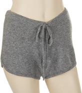 Sofia Cashmere Cashmere Boxer Shorts - Grey - S