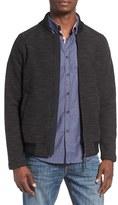 Bench Men's Bomber Fleece Sweatshirt
