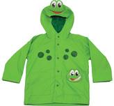 Western Chief Children's Frog Rain Coat