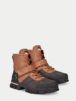 Tommy Hilfiger Two-Tone Modern Flag Boot