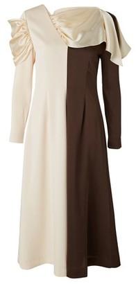 REJINA PYO Jodie silk dress