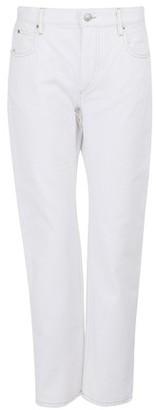 Etoile Isabel Marant Cliff cotton jeans