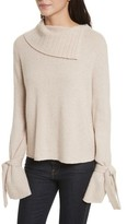Brochu Walker Women's Agna Tie Sleeve Pullover