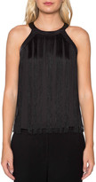 Willow & Clay Fringe Tank