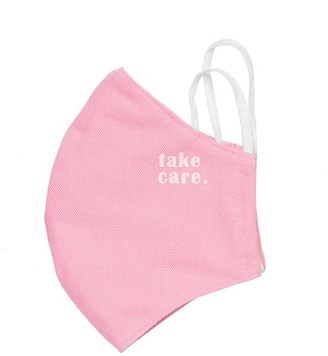 Takecare Supply Takecare Non-Medical Face Mask Pink Set Of 3