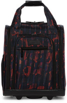 Kenneth Cole New York Real Collection Softside Wheeled Underseater Suitcase