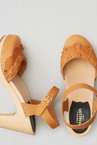 American Eagle Outfitters Swedish Hasbeens Fringe Sandal