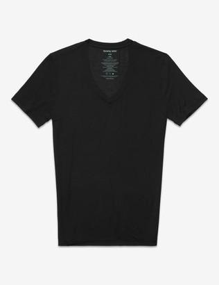 Tommy John Second Skin Deep V Neck Undershirt 1.0