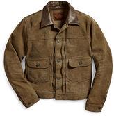 Ralph Lauren RRL Roughout-Suede Jacket