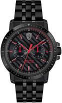 Ferrari Men's Turbo Black Stainless Steel Bracelet Watch 42mm