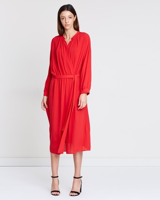 Joseph Nolan Silk Georgette Dress