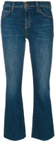 Current/Elliott The Kick jeans - women - Cotton/Spandex/Elastane - 24