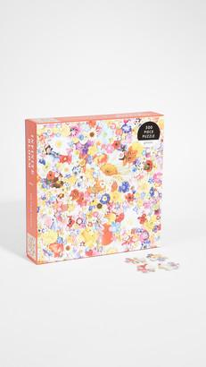 Shopbop @Home Infinite Bloom 500 Piece Puzzle