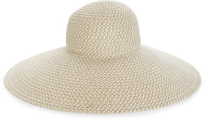 5063d564a Floppy Straw Hat