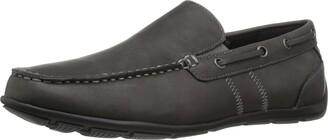 GBX Men's Ludlam Driving Style Loafer Gray 9.5 Medium US