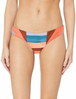 Lucky Brand Women's Skimpy Hipster Bikini Swimsuit Bottom