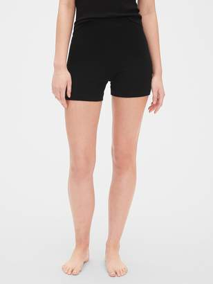 Gap First Layer Essentials Ribbed Shorts