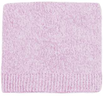 "Home Essentials Bedford Cottage Breckenridge Lilac Chenille Throw - 50""x60"""