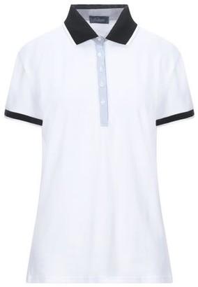 BLU CASHMERE Polo shirt