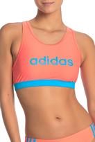 adidas Swimwear Front Graphic Bikini Top