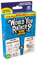 Spin Master Toys Spin master Would You Rather? Card Game by Spin Master