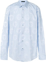 Versace Jacquard Medusa shirt