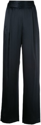 Mason by Michelle Mason Gathered Waistband Trousers