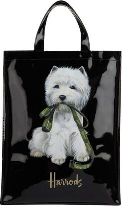 Harrods Medium Westie Shopper Bag