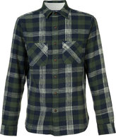 Alex Mill chest pockets plaid shirt - men - Cotton - S