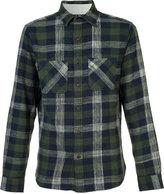 Alex Mill chest pockets plaid shirt