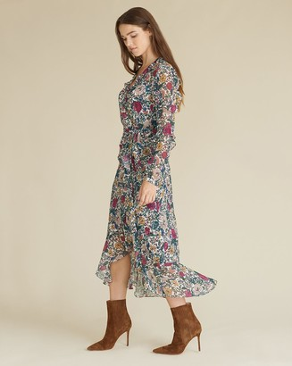 Veronica Beard Anoki Garden Floral Dress
