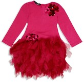 Biscotti Girls' Knit Top Tutu Dress - Baby