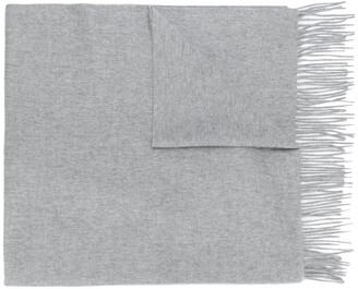 N.Peal woven shawl