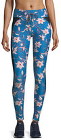 The Upside Fairy Tale Floral-Print Performance Yoga Pants