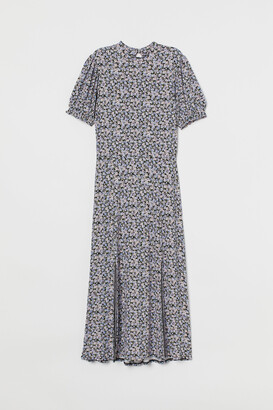 H&M Calf-length Jersey Dress