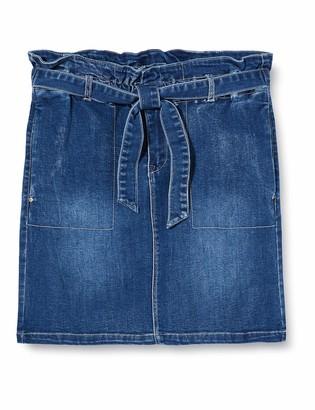 Name It Girl's Nkfanni DNM 2331 Hw Skirt