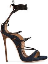 DSQUARED2 lace-up sandals