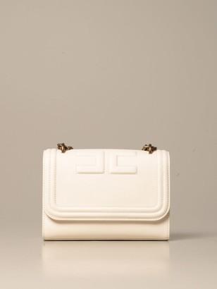 Elisabetta Franchi Celyn B. Elisabetta Franchi Shoulder Bag Elisabetta Franchi Bag In Synthetic Leather With Logo