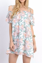 Hommage Sweet Floral Dress
