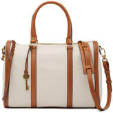Fossil Kendall Leather Satchel