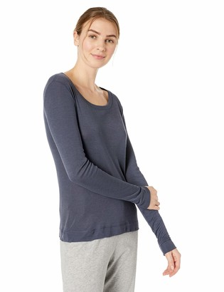 Hanro Women's Silk Cashmere Long Sleeve Shirt