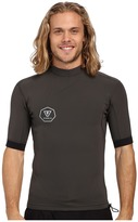VISSLA Performance Jacket Short Sleeve 1mm Neoprene Super Stretch