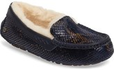 UGG Ansley Exotic Velvet Indoor/Outdoor Slipper (Women)